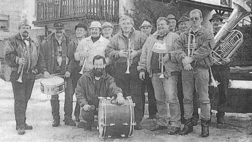 Gruppenfoto zur Gruendung